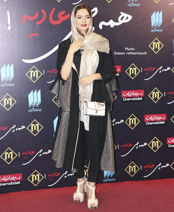 مدل مانتو بازیگران زن ایرانی تابستان 97