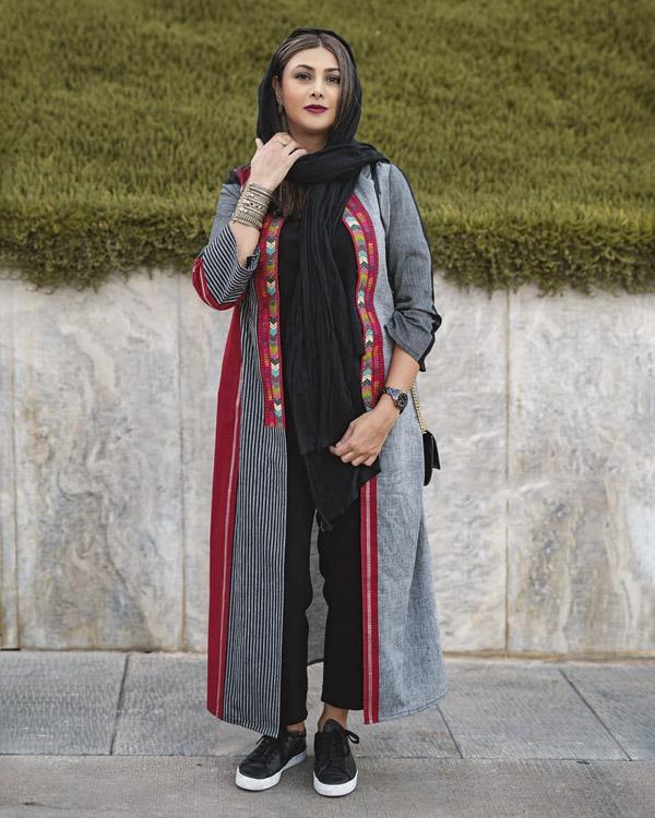 مدل لباس بازیگران زن ایرانی تابستان 97 + بیوگرافی کامل