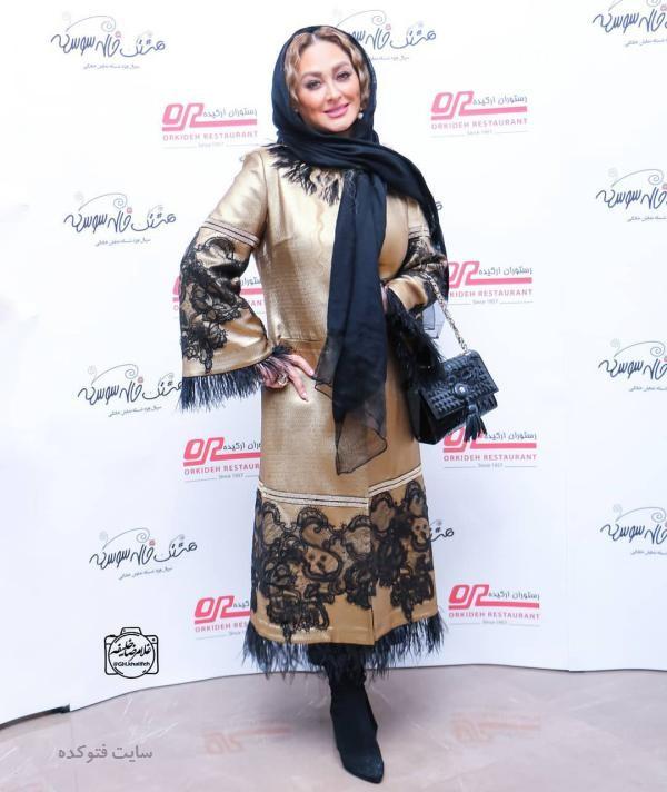 مدل لباس الهام حمیدی + بیوگرافی