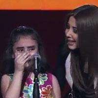 ویدیو موزیک احساسی دختر سوری در شوی نانسی عجرم
