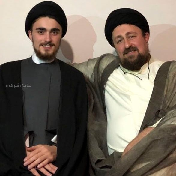 عکس های سید احمد خمینی و پدرش