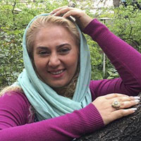 عکس تبسم هاشمی و همسرش + بیوگرافی کامل