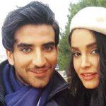 بیوگرافی طاها وثوقی و همسرش نازنین چراغی شبکه جم
