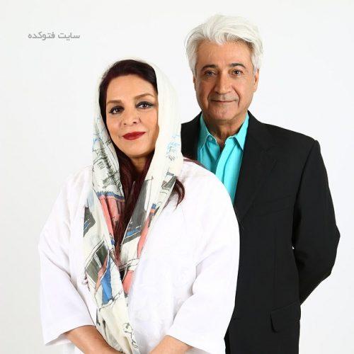 تهمینه میلانی و همسرش محمد نیک بین + بیوگرافی