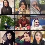 تکذیب ممنوع فعالیت 9 بازیگر زن