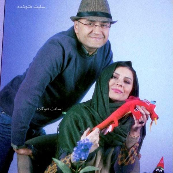 عکس بازیگران طلاق گرفته جدید رامبد جوان و همسرانش
