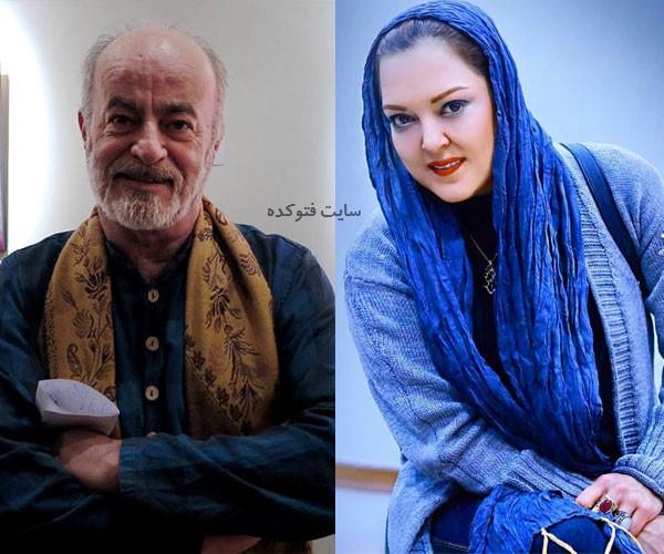 زوج های بازیگر طلاق گرفته پرستو گلستانی و بهروز بقایی