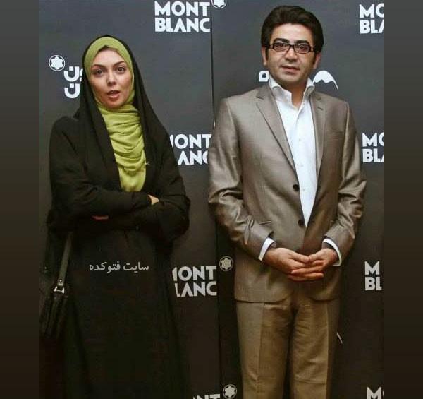 زوج های بازیگر طلاق گرفته فرزاد حسنی و آزاده نامداری