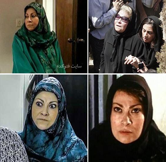 عکس و بیوگرافی تانیا جوهری بازیگر