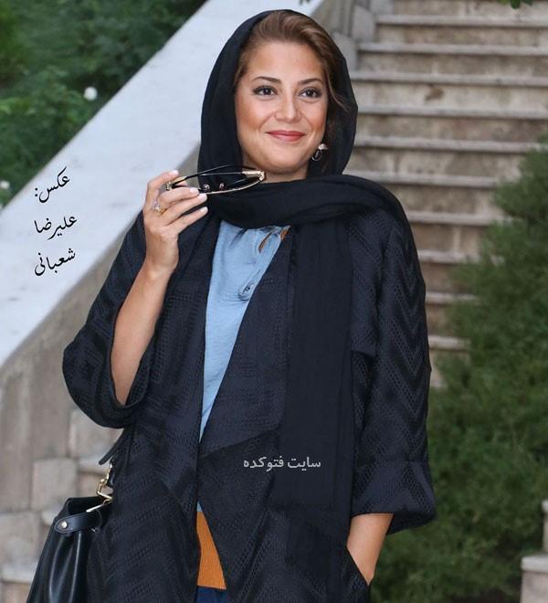 تصاویر جدید از Tannaz Tabatabaei بازیگر زن خوشگل ایرانی مجرد