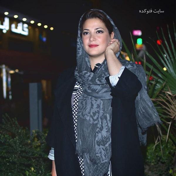 Tannaz Tabatabaei تصاویر بازیگر خوش اندام و توپور زن ایرانی