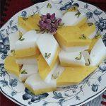 طرز تهیه ترحلوای شیرازی + عکس و دستور پخت ساده