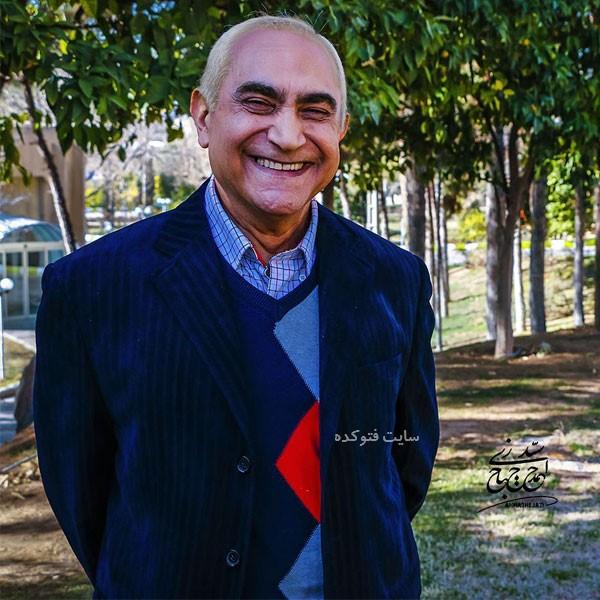 عکس بازیگران سریال تاریکی شب روشنایی روز ناصر ممدوح