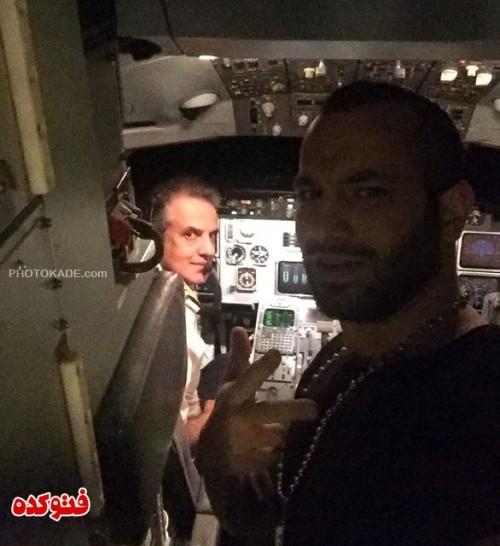 هواپیمای شخصی امیر تتلو,عکس هواپیمای شخصی خواننده مشهور زیرزمینی امیر تتلو,امیر تتلو هم هواپیمای شخصی دارد,درآمد امیر تتلو از کجاست,تتلو در هواپیمای شخصی