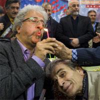 عکس های جشن تولد بازیگران متولد اسفند و بهمن