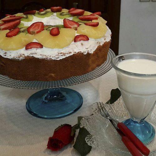 عکس های تزیین کیک خانگی با مدل های قشنگ