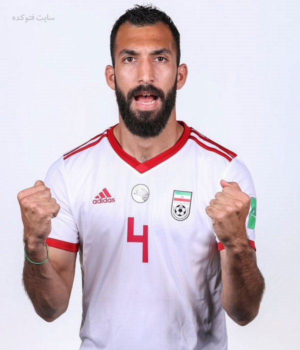 بازیکنان تیم ملی فوتبال و همسرانشان