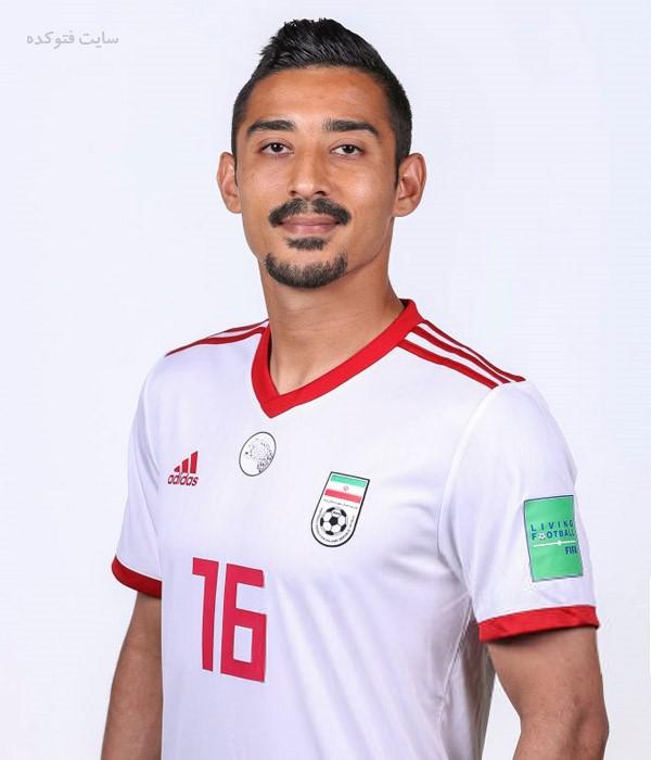 بیوگرافی بازیکنان تیم ملی فوتبال در جام جهانی 2018