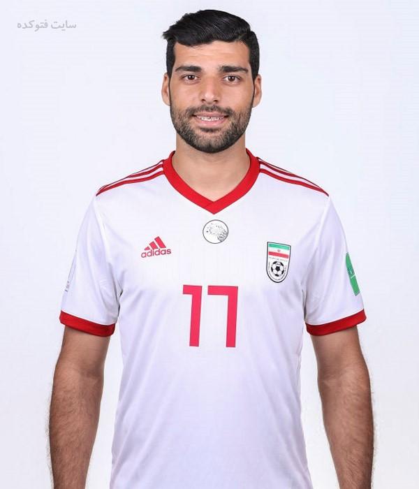 بیوگرافی بازیکنان تیم ملی فوتبال در جام ملت های آسیا 2019