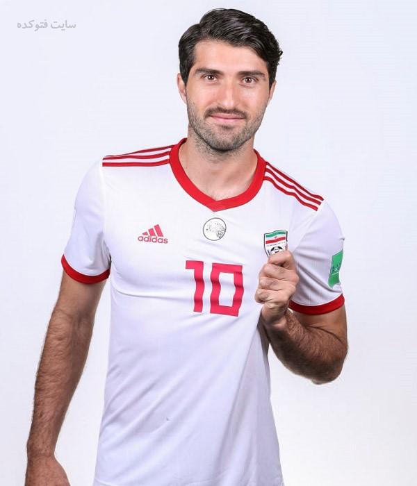 بازیکنان تیم ملی فوتبال در جام ملت های آسیا 2019
