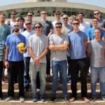 تهران گردی تیم ملی والیبال آمریکا