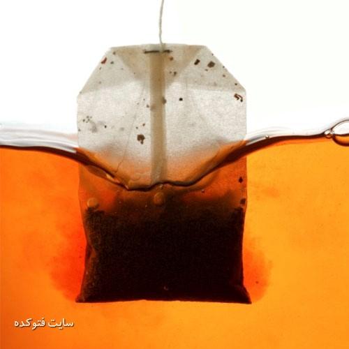 درمان عفونت واژن در طب سنتی با چای کیسه ای