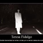 ترسا فیدالگو شایعه یا واقعیت + عکس