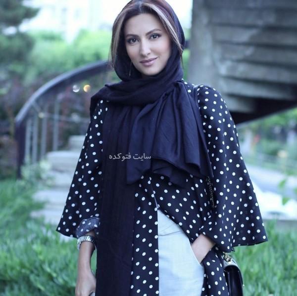 سمیرا حسینی در اسامی سریال ترور خاموش