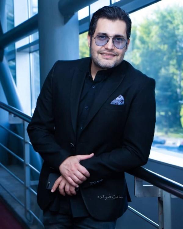 بیوگرافی امیر محمد زند در نقش نوید سریال ترور خاموش
