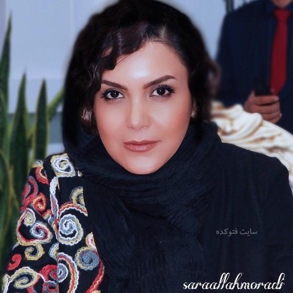 بیوگرافی سامیه لک در نقش الهه