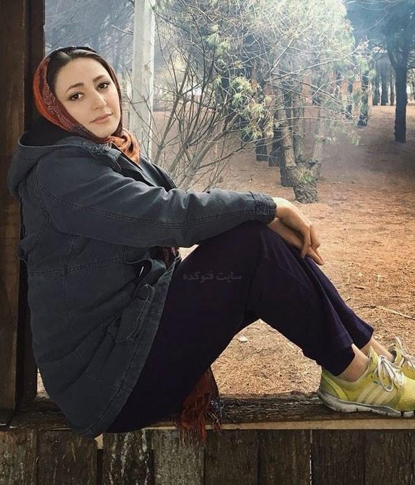 بیوگرافی ژیلا آل رشاد در نقش سمیه