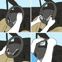 تست شخصیت شناسی از نحوی رانندگی