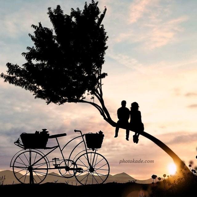 متن زیبا در مورد زندگی با عکس قشنگ