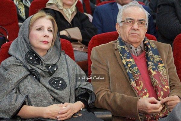 عکسابوالحسن تهامی نژاد و همسرش + بیوگرافی کامل