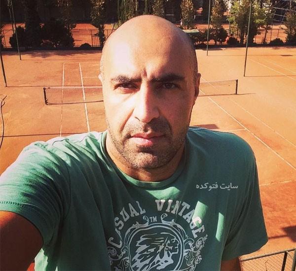 بیوگرافی تینو صالحی بازیگر با عکس های شخصی