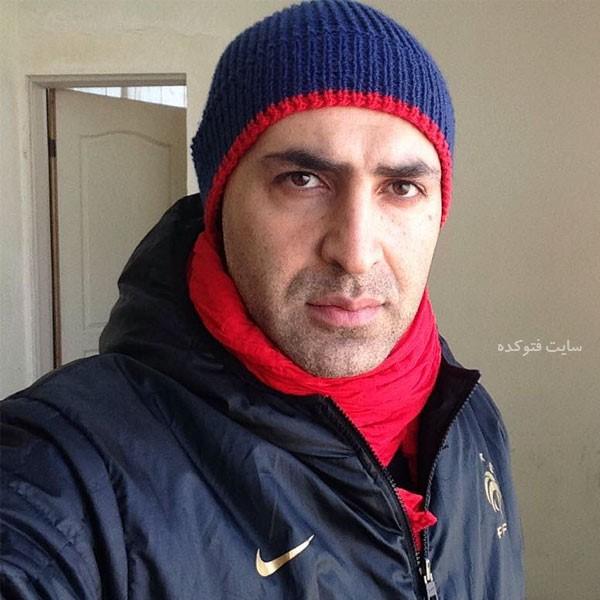 عکس های تینو صالحی بازیگر در سریال دل + بیوگرافی کامل