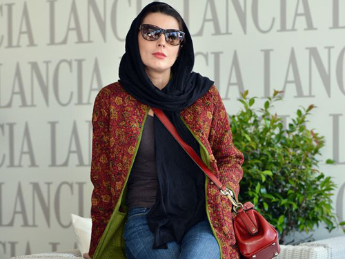 جدیدترین عکس های لیلا حاتمی,لیلا حاتمی کن,لیلا حاتمی در جشنواره کن 2014