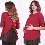 مدل تونیک حاملگی 2017 + گالری عکس تونیک بارداری 96