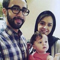طلاق ترانه علیدوستی از همسرش علی منصور !