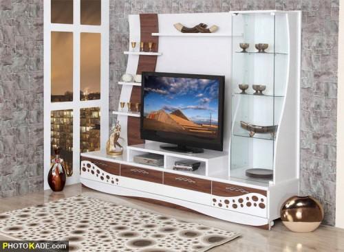 میز تلویزیون دیواری , مدل های میز تلویزیون دیواری , عکس های میز تلویزیون دیواری شیک , جدیدترین مدل های میز تلویزیون , میز تلویزیون خفن و شیک , میز تی وی