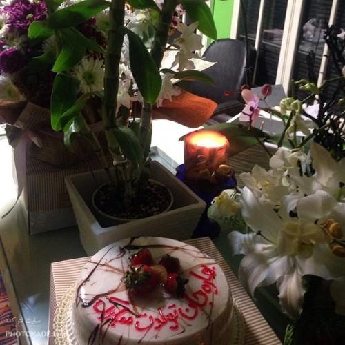 عکس جشن تولد بهاره رهنما 94,عکس بهاره رهنما در جشن تولد,عکس منتشر شده از تولد بهاره رهنما,جشن تولد بهاره رهنما,عکس های جشن تولد بازیگر زن ایرانی بهاره رهنما