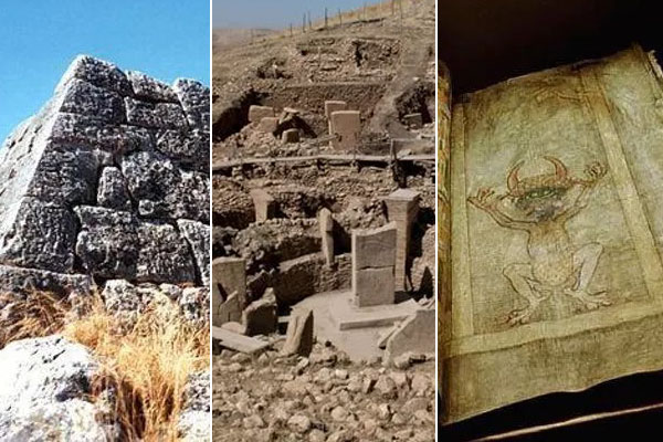 اثر باستانی مرموز و حل نشده برای بشر امروزی