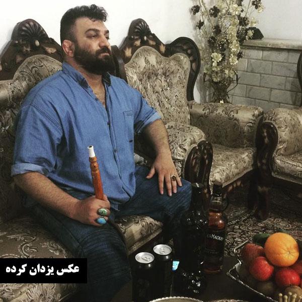عکس یزدان کرده دیگر لات تهرانی