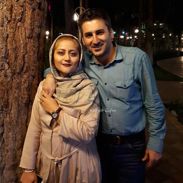 وحید آقاپور و همسرش مریم داننده + بیوگرافی کامل