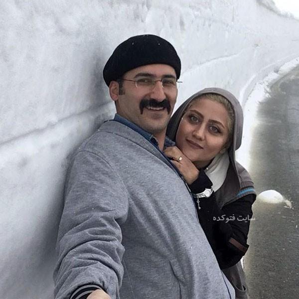همسر وحید آقاپور خانم مریم داننده کیست + بیوگرافی کامل