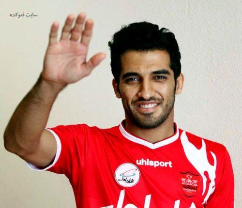 عکس وحید امیری بازیکن فوتبال + زندگی شخصی و خانوادگی
