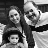 بیوگرافی وحید نفر و همسرش + عکس و زندگی شخصی هنری