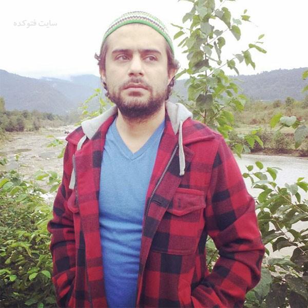 عکس های وحید رهبانی بازیگر ایرانی کانادایی