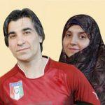 وحید شمسایی و همسرش + دختران دوقلو و شغل دومش