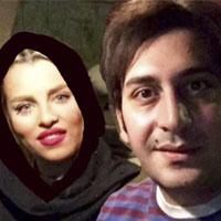 بیوگرافی وحید شیخ زاده | وحید شیخ زاده و همسرش